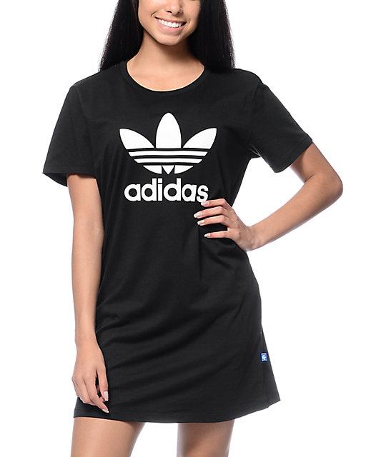 t shirt dress adidas
