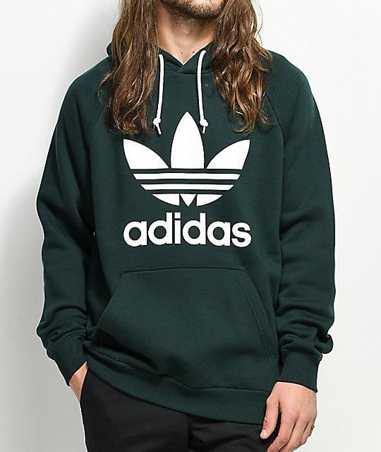 adidas hoodie grün schwarz