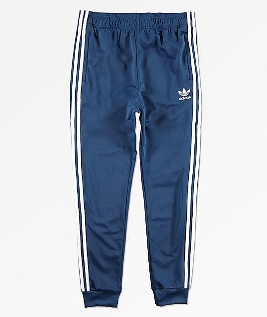 Detalles acerca de Adidas Chándal Pantalones De Entrenamiento Top Chaqueta de pista BQ6669 Negro Blanco Todas Las Tallas mostrar título original