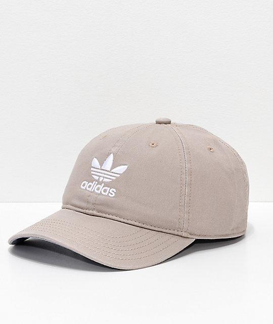 4ba81fbfa adidas Trefoil Vapour Strapback Hat