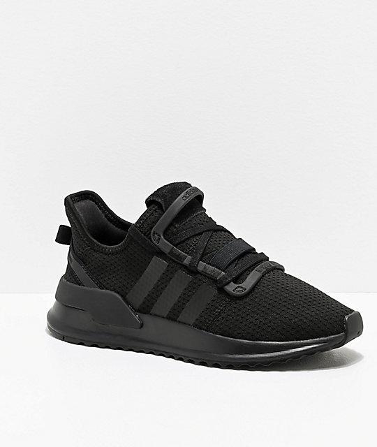adidas U_Path Run czarne