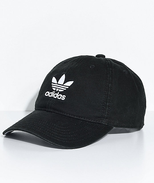 681241361490 adidas Women s Black Strapback Hat