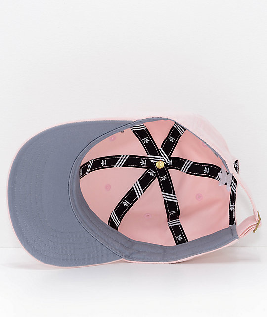 adidas Women's Relaxed Plus Blush Pink Strapback Hat