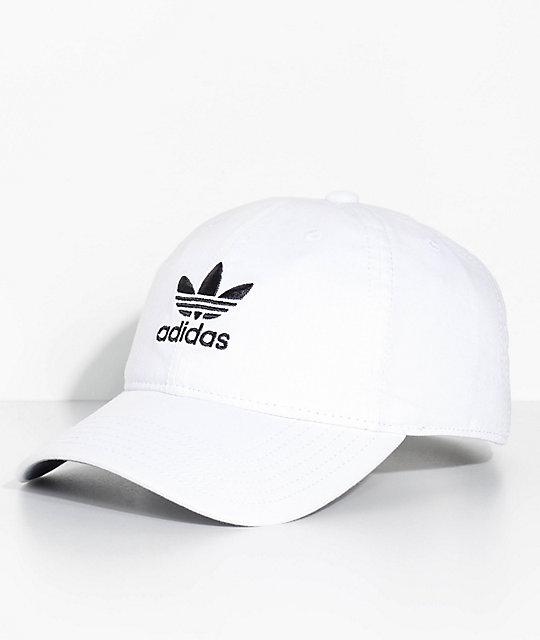 925870f9c3f adidas Women s White Strapback Hat