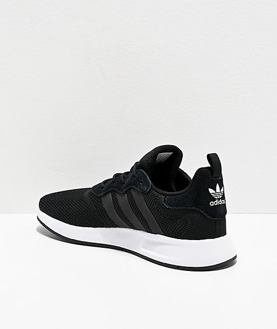 adidas X_PLR S Black & White Shoes