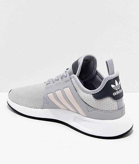 525be471269e ... adidas Xplorer Grey   Pink Shoes ...