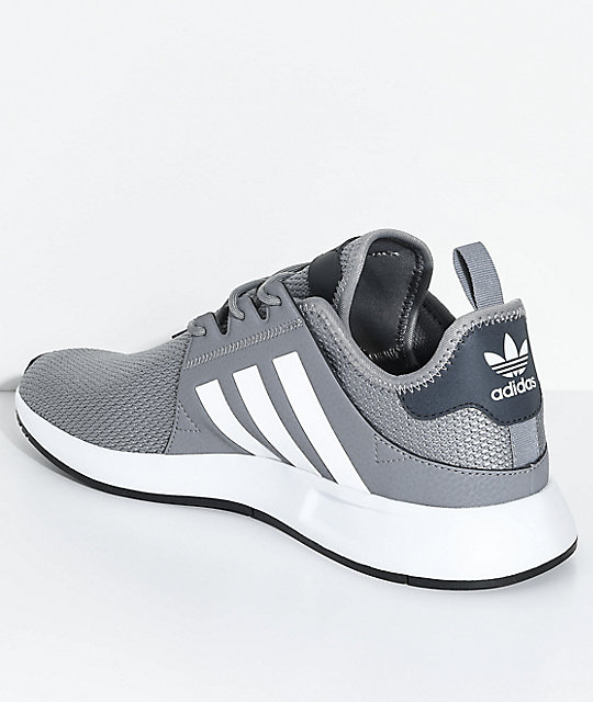 adidas Xplorer Grey & White Shoes