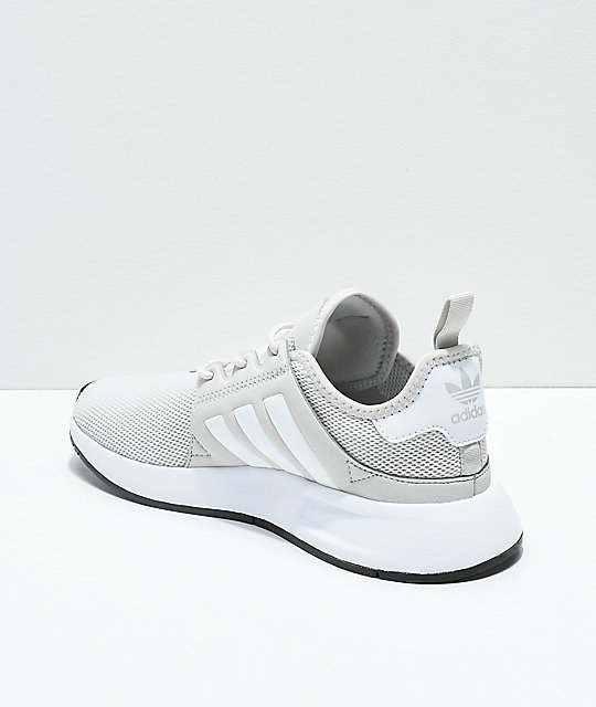 1b1f301bfc9e ... adidas Xplorer Light Grey   White Shoes ...