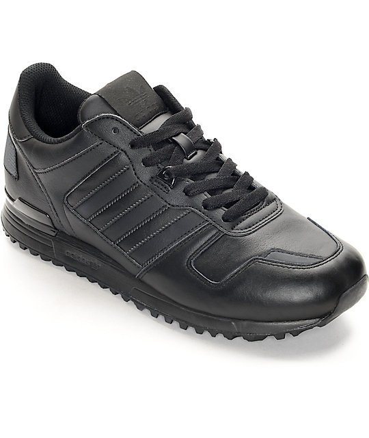 f1cf339921e79 adidas ZX 700 Black Shoes