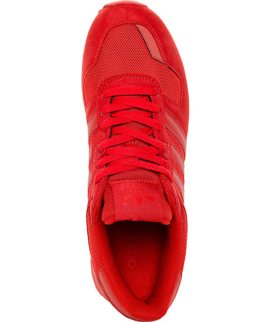 Adidas Zx  Mono Red Shoes