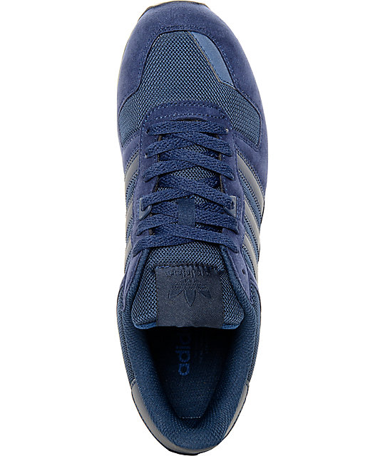 adidas ZX 700 Navy Shoes