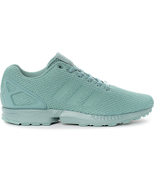 adidas ZX Flux Steel Grey Shoes