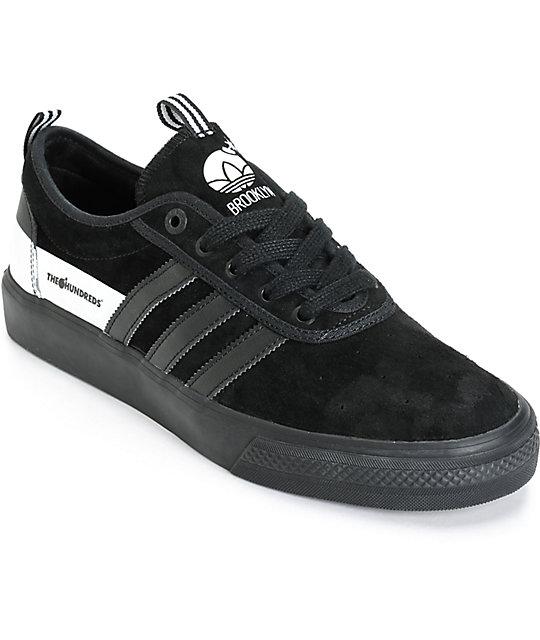 eda71ebed446cd adidas x The Hundreds Adi Ease Brooklyn Shoes