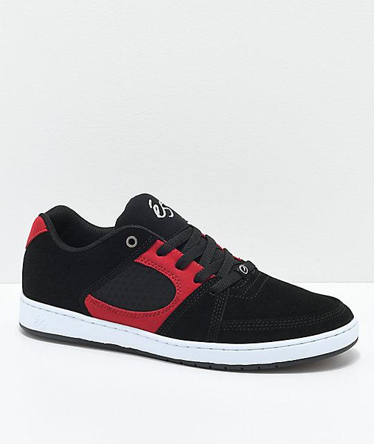 Es Accel Slim Black Ayakkabı