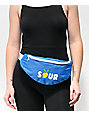 A-Lab Colleen Sour Blue Fanny Pack