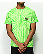 10 Deep Tenth Division Massive Green Tie Dye T-Shirt