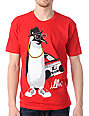 A-Lab Illin Red T-Shirt