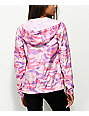 A-Lab Kenlie Pink Camo Windbreaker Jacket