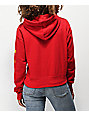 A-Lab Lucia Literally Dead Red Hoodie