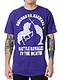 A-Lab Mystic Battle Purple T-Shirt