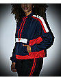 A-Lab Wilder Red, White & Blue Pullover Windbreaker