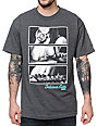 Acrylick Delicious Cuts Grey T-Shirt