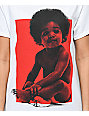 Baby Biggie Ready To Die Tour camiseta blanca