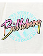 Billabong West Is Best White T-Shirt