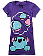 Bitter Sweet Cupcake Dreams Purple Scratch N Sniff T-Shirt