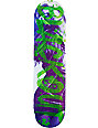 "Blackout Green Ink 8.0""  Skateboard Deck"