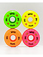 Bones 100 Ringers Mixup 53mm 100a Skateboard Wheels