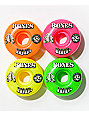 Bones 100s Mixup Party Pack 52mm Skateboard Wheels