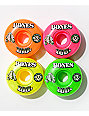 Bones 100s Mixup Party Pack 53mm Skateboard Wheels