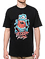 Booger Kids Slime Ball Black T-Shirt