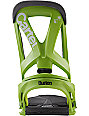 Burton Cartel Reflex Green Mens Snowboard Bindings