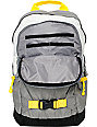 Burton Day Hiker Grey & Yellow Backpack