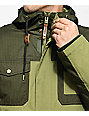 Burton Match Olive Insulated Jacket