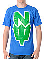Casual Industrees N Dub Blue T-Shirt