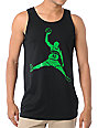 Casual Industrees Reign Man Black Tank Top