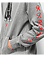 Casual Industrees x Rainier Bear Grey Hoodie