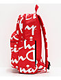 Champion Supercize 2.0 Red & White Backpack