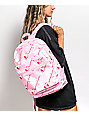 Champion Supercize Allover Repeat Pink Backpack
