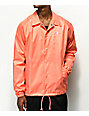 Champion West Papaya Coaches Jacket