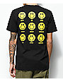 Chinatown Market Emotions Black T-Shirt