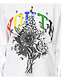 Civil Youth Bouquet White Long Sleeve T-Shirt