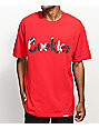 Cookies Acid Test Red T-Shirt