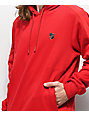Cookies Daytona Pieced Red Hoodie