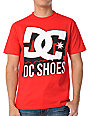 DC Angler Red T-Shirt