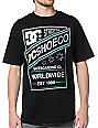 DC Cover Black T-Shirt