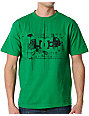 DC Starscream Green T-Shirt
